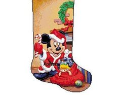 Check out our minnie mouse cross stitch christmas stocking pattern selection for the very best in unique or custom, handmade pieces from our shops. Disney Stockings, Disney Christmas Stockings, Cross Stitch Christmas Stockings, Cross Stitch Stocking, Christmas Stocking Pattern, Mickey Mouse Christmas, Xmas Stockings, Christmas Cross, Minnie Mouse