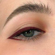 Edgy Makeup, Makeup Eye Looks, Eye Makeup Art, Cute Makeup, Pretty Makeup, Skin Makeup, Makeup Inspo, Eyeshadow Makeup, Makeup Inspiration