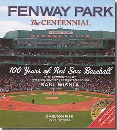 Fenway Park, a Boston landmark  100th Year Celebration