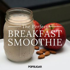 Harley Pasternak's Breakfast Smoothie Recipe | POPSUGAR Fitness