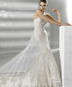 1930'S INSPIRED BRIDAL GOWNS | ... com product vintage inspired sweetheart sexy mermaid 123853394 html