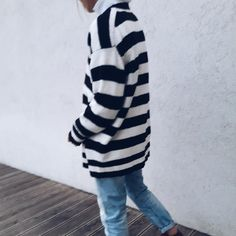 stripes, denim, zara Zara, Stripes, Photo And Video, Denim, Instagram, Women, Fashion, Casual Dress Outfits, Moda