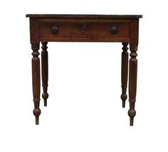 One drawer stand, middle TN ca 1830 Country Living Decor, Furniture, Cottage Style Decor, Cottage Style, Refinishing Furniture, American Furniture, Southern Furniture, Southern Art, Southern Homes