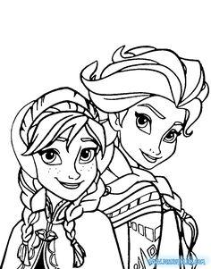 anna_elsa_coloring.gif (720×920)