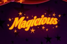 Magicious will give you a magic themed game, complete with attractive female assistants, with Illucious in the main role and with Magicia as the one that h