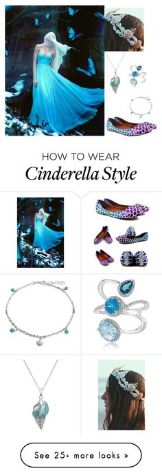 """Water Element "" by electricbalancekilljoy on Polyvore featuring Bling Jewelry, La Preciosa, Effy Jewelry, women's clothing, women, female, woman, misses and juniors"