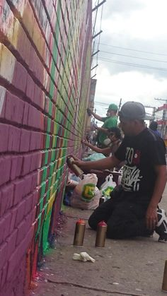 Grafitti tendencia arte urbana