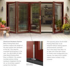 Whole House Window And Door Package Includes Wood Bi Parting Sliding Patio  Doors, Double (French) Swinging Patio Doors, Picture Windows And Transomu2026