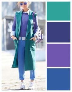 sport sport fashion Trendy Sport Look Street Style Colour Combinations Fashion, Color Combinations For Clothes, Color Blocking Outfits, Fashion Colours, Colorful Fashion, Color Combos, Womens Sports Fashion, Sport Fashion, Fashion Outfits