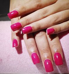@va_lenti_na______________ #nailpolish #nailsalon #nailsdid #nails #love #colors #gel #spring #pink #instapic #instasummertime #instamood #instacool #instasize #elegancegel  by manuela_nail_art