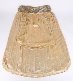 JEAN PATOU Haute Couture c.1920s Gold Silk Velvet Brocade Evening Cape Jacket