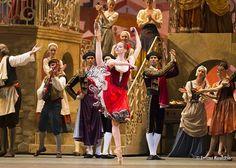 Bolshoi Ballet - Margarita Shrainer in Don Quixote.