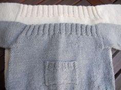 Abiti a maglia per bambini - Maglioni fai da te