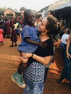 thelittleduckwife: Week in Africa