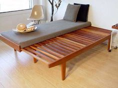 diy daybed with trundle - Google Search
