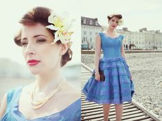 1950's vintage inspired outfit