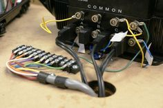 Wire layout basics. Since no two model railroads are exactly the same, no two model railroads will be wired exactly the same. There are however standards that should ensure that all model railroads are wired the same ...