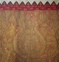 Παραδοσιακα κεντηματα απο τις φορεσιές της Αττικής- Greek hand embroidery from Attiki Costumes | greek culture/ελληνικός πολιτισμός