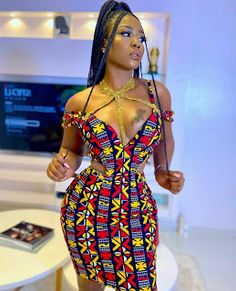 African Party Dresses, Short African Dresses, African Print Dresses, African Fashion Ankara, Latest African Fashion Dresses, African Print Fashion, Africa Fashion, African Fashion Traditional, Looks Chic