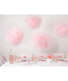 Take a look at this Pink Hanging Pom-Pom on zulily today!
