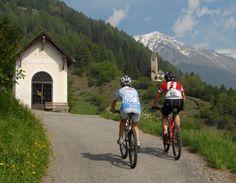 Bici e Mountain Bike Val di Pejo www.visitvaldipejo.it