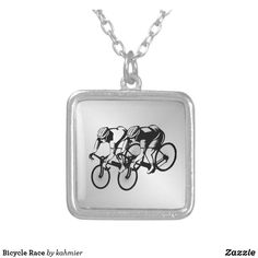 Bicycle Race Silver