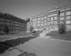 Glen Lake Sanatorium #sanatarium #sanatorium #hospital #buildings #architecture #medicine