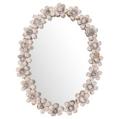 Penelope Wall Mirror - Simply Harmonious on Joss & Main
