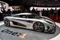Koenigsegg gunning for Nurburgring lap record - Autoblog