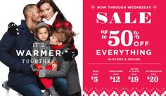 Extra 25% Off Purchase @ Old Navy - Hot Deals