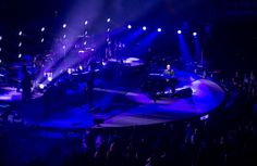 Billy Joel takes the stage to open new Nassau Coliseum Nassau Coliseum, Billy Joel, Long Island, Stage, Concert, News, Concerts