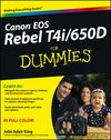 Exposure Mode Quick Guide for Your Canon Rebel T4i/650D Digital Camera