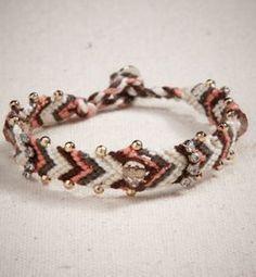 Bracelet stuff http://blog.katevoegele.com/post/9674842676/it-might-as-well-be-summer