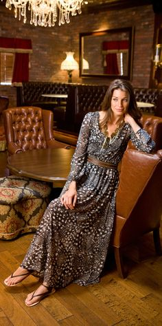 Bohemian fashion brings back the 70s