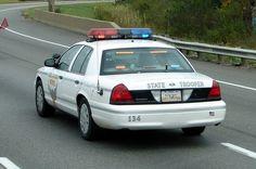 Ohio State Police, Ford CVPI
