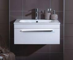 Noble Quatro 600mm Vanity Unit and Basin. AJs SPEC