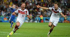 World Cup Final Goal