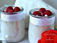 Mousse de Yogur fácil y rápida