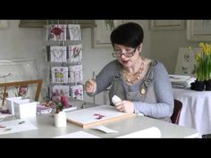 ▶ Billy Showell: A selection of Techniques for Water Colour Painting - YouTube