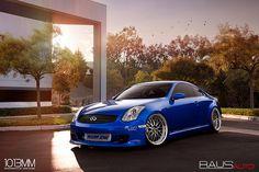 BausAuto Fab's Nissan G35