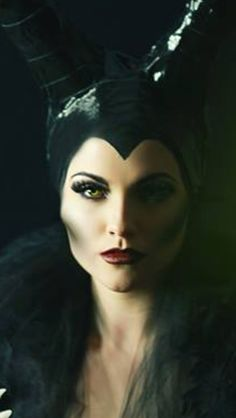 Evil queen. Disney character. Maleficent makeup. Mac makeup