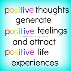 THINK! Positive.