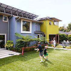 Designing a kid-friendly yard