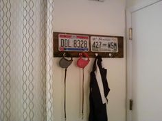 What to do with old license plates