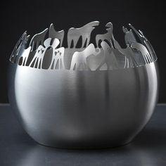 Steelforme Steelforme Herd Flower Vase