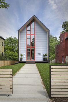 Die 173 besten Bilder von Haus & Fassade | Contemporary architecture ...
