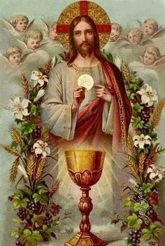 Shop Traditional Catholic Mass Offering Sacred Heart Card created by ShowerOfRoses. Religious Pictures, Jesus Pictures, Religious Icons, Religious Art, Catholic Prayers, Catholic Art, Roman Catholic, Vintage Holy Cards, Jesus Christ Images