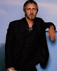 John Entwistle of The Who  THE OX AWESOME PHOTO