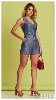 Summer Fashion Outfits, Spring Outfits, Casual Outfits, Fashion Dresses, Cute Outfits, White Cocktail Dress, Moda Vintage, Pants For Women, Clothes For Women