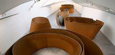 Richard Serra - La Matière du temps